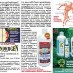Arthri-Solution pour Arthrose